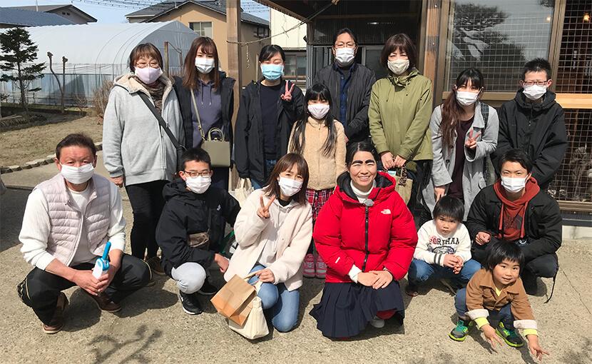 日本テレビ「世界の果てまでイッテQ!」で能代幸寿荘が紹介されました